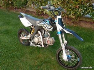 pitbike competition ycf sp2 150cc