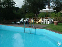 Rural Cottage with swimming pool in peaceful french countryside / Gite France
