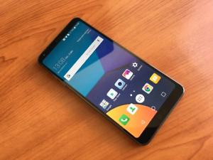 LG G6 Rogers Cell Phone Water Proof & Wireless Charging