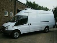 3.5T Van Driver Available For Work