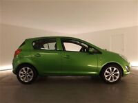 Vauxhall CORSA ACTIVE AC ECOFLEX-Finance Available to People on Benefits and Poor Credit Histories-