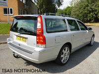 2006 Volvo V70 2.4 D5 SE Silver NOT SALVAGE