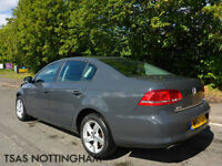 2012 Volkswagen Passat S 2.0 TDI 140 BlueMotion Tech DSG Damaged Salvage