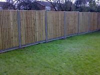 FENCING BY CRL CONTRACTORS LTD NORWICH