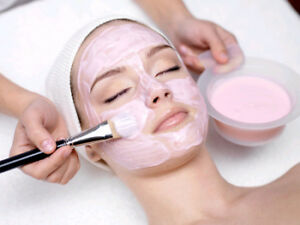 Oxygen facial is just $40