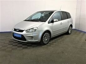 Ford C-MAX TITANIUM TD 136-Finance Available to People on Benefits and Poor Credit Histories-