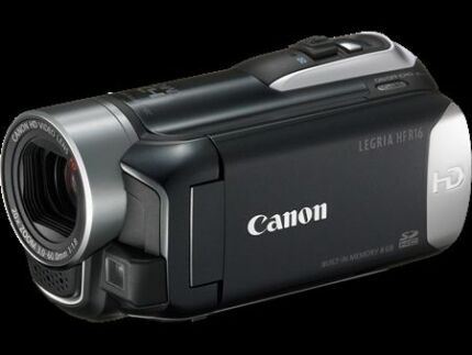 Canon Legria HF R16 HD Video Camera Wilson Canning Area Preview