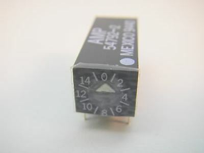 54792-2 Rotary Programmed Dip Switch Nsn5930012218141