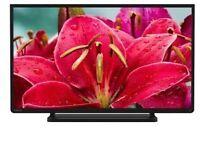 """Toshiba 32W2433DB 32"""" HD READY LED TV"""