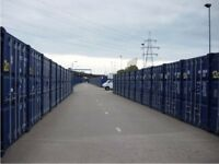 Cheap Self storage near Sheffiled city centre from £25 a week 20 foot storage + parking Space to let