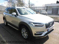2015 Volvo XC90 Momentum 2.0TD D5 225 AWD Geartronic Damaged Salvage CAT D