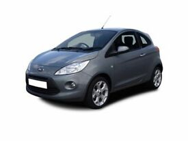 FORD KA 1.2 Style 3dr (silver) 2010