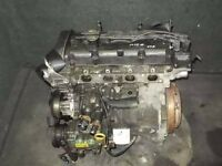 FORD FUSION 1.4 B 59KW 2004 ENGINE CODE FXJB