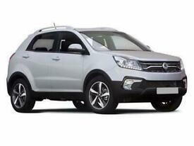 image for 2017 Ssangyong Korando 2.2 ELX 4x4 Auto 5dr ESTATE Diesel Automatic