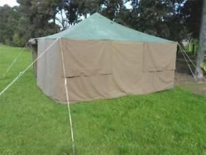 Auto Cook tent