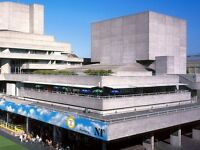 ARCHITECTURE TOUR: NATIONAL THEATRE