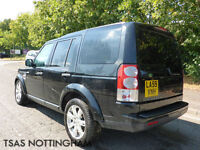 2009 *59* Land Rover Discovery 4 XS 3.0 TDV6 242 Bhp 4X4 Auto Damaged Salvage