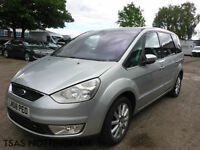 2008 Ford Galaxy 2.0 Ghia TDCi 140 Auto 7 Seater Damaged Repaired