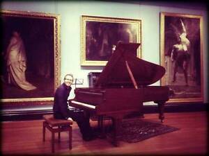 Hire a Pianist in Melbourne for your special events Melbourne CBD Melbourne City Preview