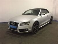 Audi A5 S LINE TFSI CVT-Finance Available to People on Benefits and Poor Credit Histories-