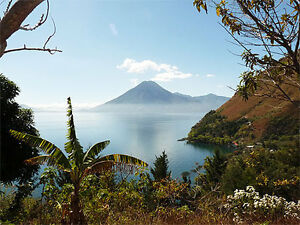 Low cost comfort at Guatemala's Beautiful Lake Atitlan