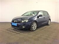 Volkswagen GOLF GT TDI 140-Finance Available to Those on Benefits and Poor Credit Histories-