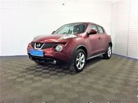 Nissan JUKE ACENTA-Finance Available to Those on Benefits and Poor Credit Histories-