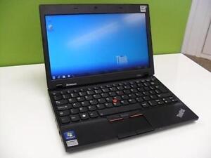 2010 Lenovo ThinkPad X100e 1.60GHz 2-4GB DDR2 160-750GB HDD 11.6in Windows 7 Pro Ultraportable