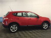 Nissan QASHQAI ACENTA IS -Finance Available to People on Benefits and Poor Credit Histories-