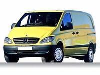 2004 MERCEDES BENZ VITO 109CDI Van