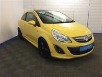 Vauxhall CORSA LIMITED EDITION -Finance Available to People on Benefits and Poor Credit Histories-
