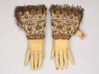TWILIGHT TALK: HISTORICAL GLOVES - STATUS AND SPLENDOUR IN THE 1600S