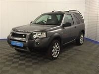 Land Rover FREELANDER SPORT AUTO- Finance Available to People on Benefits and Poor Credit Histories-