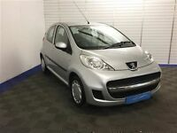 Peugeot 107 URBAN S-A-Finance Available to People on Benefits and Poor Credit Histories-