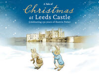 A TALE OF CHRISTMAS AT LEEDS CASTLE AND CHRISTMAS MARKET