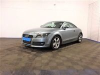 Audi TT FSI-Finance Available to Those on Benefits and Poor Credit Histories-