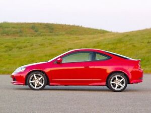 2005 Acura RSX Type S, Mint body - new engine