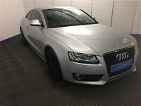 Audi A5 TDI QUATTRO-Finance Available to People on Benefits and Poor Credit Histories-
