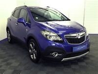Vauxhall MOKKA SE S/S - Finance Available to People on Benefits and Poor Credit Histories-