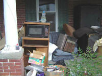 Chuck It! - Junk & Garbage Removal Starting at $60.00