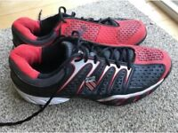 Tennis shoes: K-Swiss
