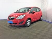 Vauxhall MERIVA EXCLUSIV CDTI-Finance Available to Those on Benefits and Poor Credit Histories-