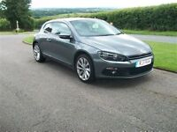 Volkswagen SCIROCCO GT BLUEMOTN -Finance Available to People on Benefits and Poor Credit Histories-
