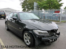 2011 BMW 3 Series 318 D Exclusive Edition Damaged Salvage