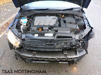 2011 Volkswagen Scirocco GT 2.0 TDI BlueMotion Tech Damaged Salvage