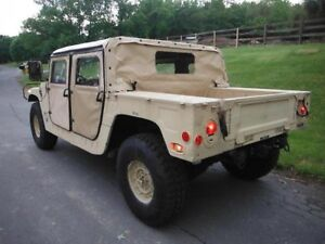 1987 AM General Hummer H1 4 door - Military- Ready to Go !