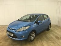 Ford FIESTA ZETEC-Finance Available to People on Benefits and Poor Credit Histories-