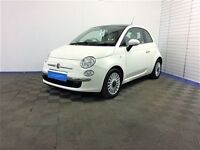 Fiat 500 LOUNGE-Finance Available to Those on Benefits and Poor Credit Histories-