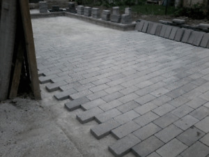 Interlock - Retaining Walls - Pavers - Stone - Stairs – Railing