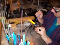Glass Beadmaking 101 with Patricia Doyle